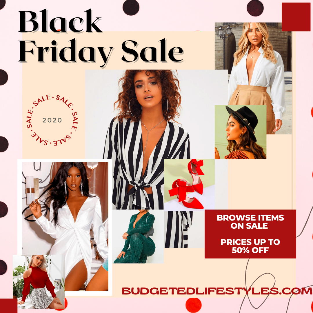 The Black Friday Guide 2020 Budgeted Lifestyles